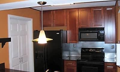 Kitchen, 806 Castle Ridge Rd, 1