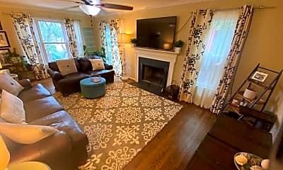 Living Room, 6017 Cromwell Pl, 1