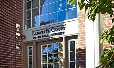 Building, Lafayette Court, 0
