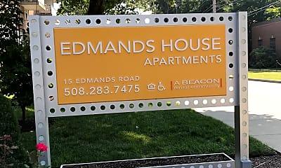 Edmand's House Apatrment, 1