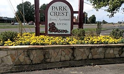 Park Crest Apartments, 1