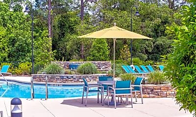 Pool, Lullwater at Blair Stone, 1