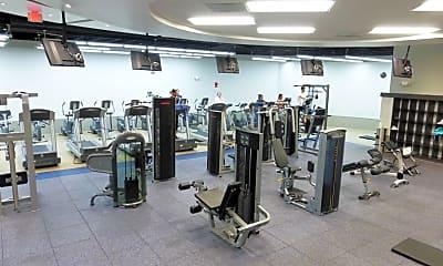 Fitness Weight Room, 1121 Arlington Blvd 410, 2