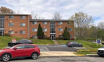 Building, 7516 Hawthorne St 3, 2
