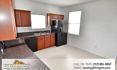 Kitchen, 708 Windy Way, 1