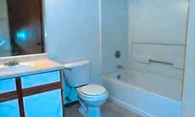 Bathroom, Aspen Bluff Apartments, 2
