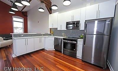 Kitchen, 3450 J St, 1
