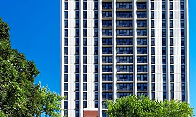 Building, York Terrace, 0