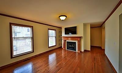 Living Room, 107 Cadet Ct, 1