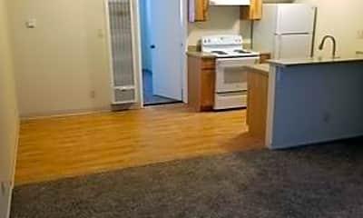 Kitchen, 2431-33 & 2435 Grant St., 1