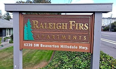 Raleigh Firs Apartments, 1