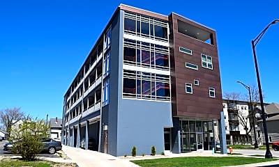 Building, 505 S 1st St, 0