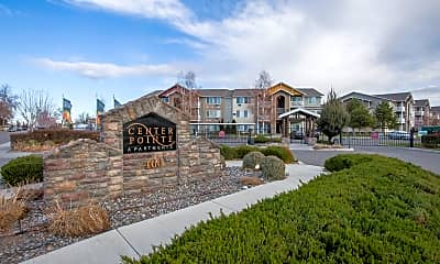 Community Signage, CENTERPOINTE APARTMENTS, 2