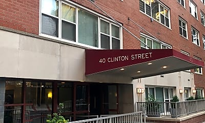 Clinton Towers Apartments, 1