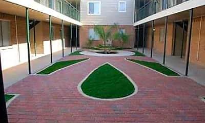 Courtyard, Heritage Village, 0
