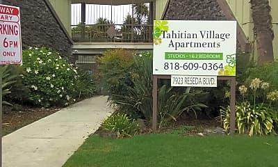 Tahitian Village Apartments, 1