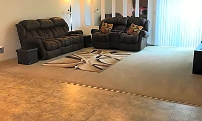 Living Room, 6889 Lake Mist Ln, 1