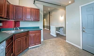 Kitchen, 10 Pietro St, 1