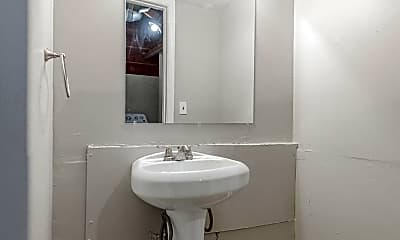 Bathroom, Room for Rent -  a 10 minute walk to bus 165, 1