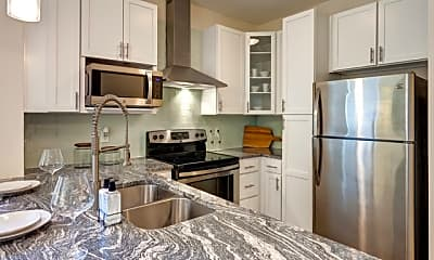 Kitchen, East Beach Marina Apartments, 1