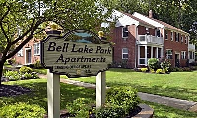 Building, Bell Lake Park Apartments, 0