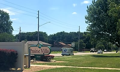 Prairie Villa, 1