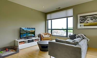 Living Room, 3116 W Lake St 524, 1