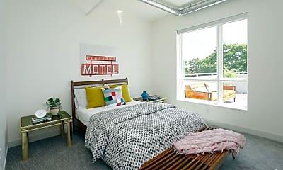 Bedroom, 601 West, 0