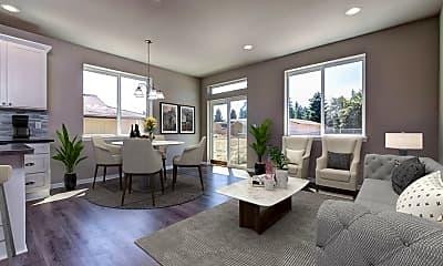 Living Room, 412 170th St S, 1