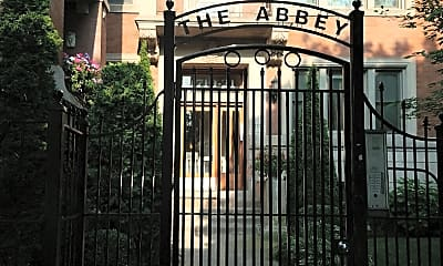 The Abbey, 1