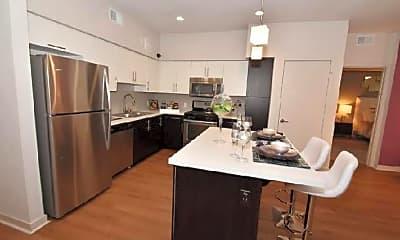 Kitchen, 2100 Sullivan, 1