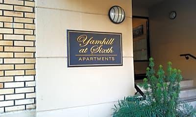Yamhill at Sixth Apartments, 1