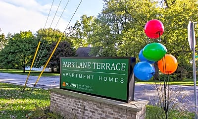 Community Signage, Park Lane Terrace, 2