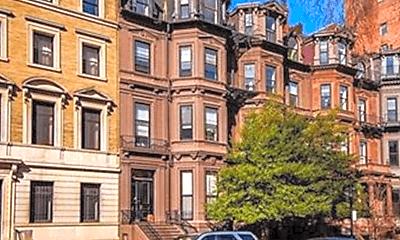 Building, 41 Commonwealth Avenue, 0