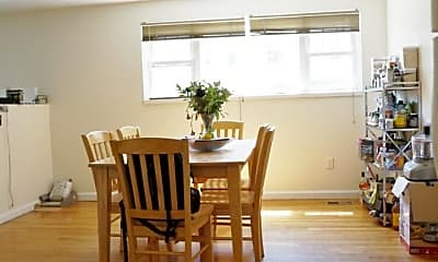 Dining Room, 137 Glenville Ave, 1