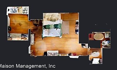 Bedroom, 59 Amherst St, 1