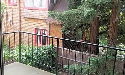 Patio / Deck, 2535 College Ave, 2