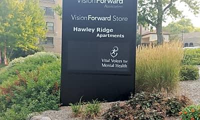 Hawley Ridge Apartments, 1