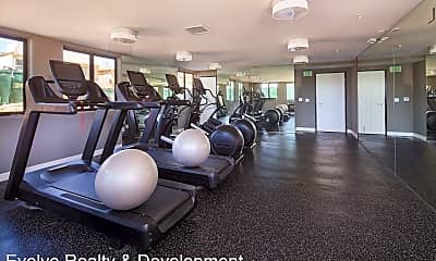 Fitness Weight Room, 5500 NORTH KLUMP AVE, 1