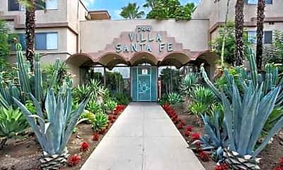 Villa Santa Fe Apartments, 1