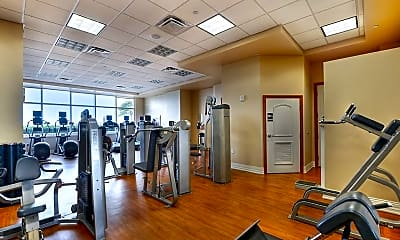 Fitness Weight Room, 2104 W First St 402, 2