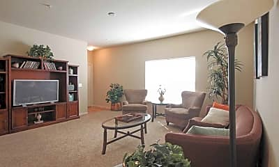 Living Room, Willow Lakes, 1