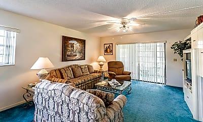 Living Room, 3001 Linton Blvd 101C, 1