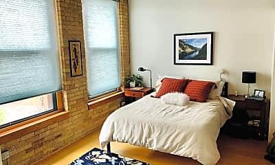 Bedroom, 210 N 2nd St, 2