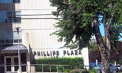 Phillips Plaza, 1