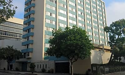 Santa Monica towers, 0