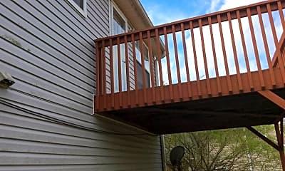 Patio / Deck, 434 Summer Hill Cir, 2