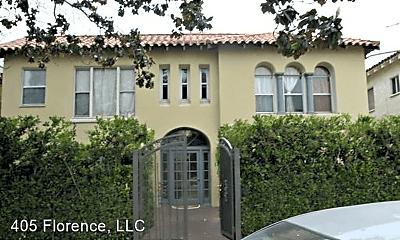 Building, 1269 S Citrus Ave, 1