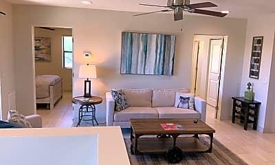 Living Room, 9533 E Quail Trail GH, 1