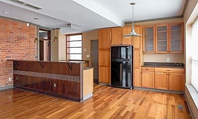 Kitchen, 6400 John R St, 1